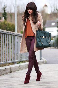 FashionHippieLoves: autumn colours