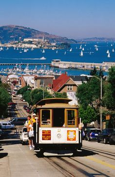 San Francisco by cable car - Lonely Planet