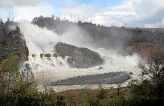oroville dam incident - info, evac checklists, resources (scanner