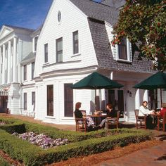 Pinehurst, North Carolina...and the Holly Inn: family trips to visit grandparents often included a meal at Holly Inn. Fond childhood memories. Grandpa and Dad...golf fanatics.