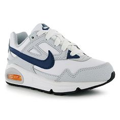 sports shoes 0c8c8 bc26e Nike Air Max Skyline Leather Boys Girls Trainers White UK size 13 EU 31.5  NEW  Amazon.co.uk  Shoes   Bags