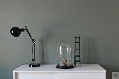 Kuvahaun tulos haulle tikkurila nefriitti Desk Lamp, Table Lamp, Lighting, Bedroom, Wall, Painting, Home Decor, Table Lamps, Decoration Home