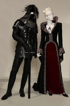Image Gallery: 'The Outstanding Art of Television Costume Design': Once Upon a Time (Detail)