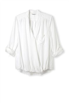 Country Road Wrap Shirt - do want!