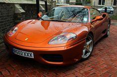 """londonautomotive: """"Ferrari 360 Modena"""""""