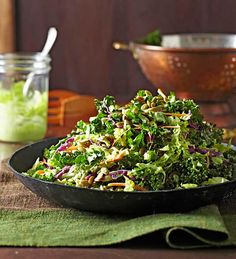 Winter Slaw with Kale and Cabbage from the Better Homes and Gardens Must-Have Recipes App