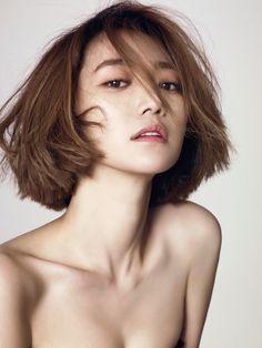 #Go Joon Hee #Bob Hair