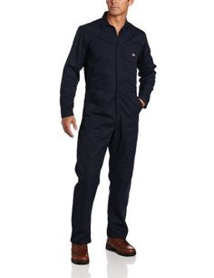 Dickies Men s Big-Tall Long Sleeve Blended Basic Coverall 2d6088ce61d