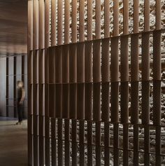 Ricard Camarena Restaurant in Valencia by Francesc Rifé Studio Contemporary Architecture, Interior Architecture, Interior Design Studio, Wall Treatments, Interior Walls, Interior Ideas, Restaurant Design, Restaurant Restaurant, Textured Walls