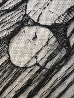 Thread Sketch 1 • Close-up   by andreafarina