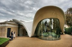 Las obras de Zaha Hadid. Serpentine Sackler Gallery en Londres. - AD España, © Cordon Press www.revistaad.es