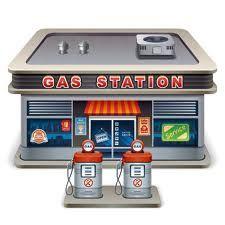 gas station vector - Buscar con Google