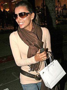 eva longoria style | ... That's Giving Eva Her Glow! – Style News - StyleWatch - People.com