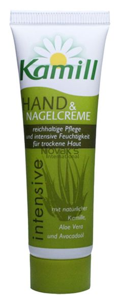 Kamill krém na ruce a nehty Intensive 30ml , 100ml Aloe Vera