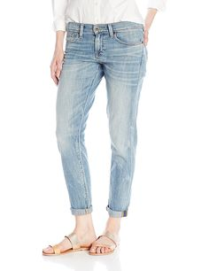 Lucky Brand Women's Sienna Slim Boyfriend Jean In Wilton >>> Don't get left behind, see this great  product : Women clothing
