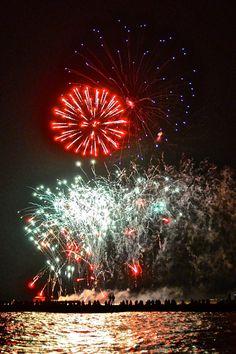 { Fireworks } By Diana Zlamalik