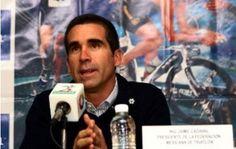Dice Cadaval que con Copa del Mundo en México se promociona triatlón | Veracruzanos.info