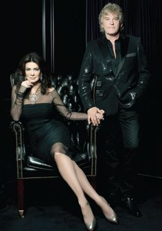 Lisa Vanderpump and Ken Todd Hold Hands in Beverly Hills Lifestyle - Spring 2011