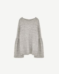 Image 6 of SOFT TOUCH SWEATSHIRT from Zara