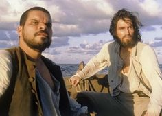 Jacopo (Luis Guzman) and Edmond Dantes (Jim Caviezel) in The Count of Monte Cristo from the novel of the same name by Alexandre Dumas. Jim Caviezel, Love Movie, Movie Tv, Movies Showing, Movies And Tv Shows, Luis Guzman, Touchstone Pictures, Image Film, Drama Film