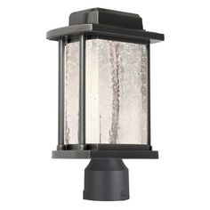 Artcraft Addison AC9123 Outdoor Post Light Slate - AC9123SL