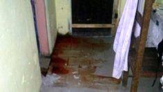 Um homem de 40 anos foi preso em flagrante após matar a própria mãe, de 73, com golpes de foice ...