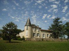 Poitou Charentes (17) Logis du XVI°