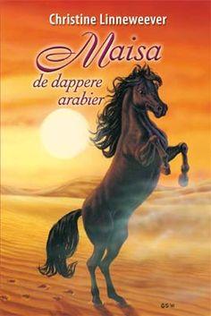 Maisa de dappere arabier - geschreven door Christine Linneweever