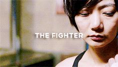 #Sense8 Sun - The Fighter