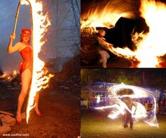 Fire Whips 1