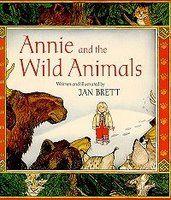 Favorite illustrator...Jan Brett.