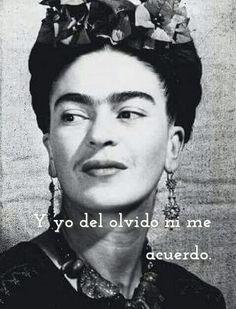 Friducha de mis amores Frida Kahlo.