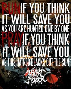 98 Best Thy Art Is Murder Images On Pinterest