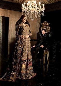 Pakistani formal wear dresses, Cara Formal Wear Collection