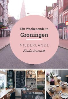 Groningen short trip: 5 insider tips for food and drink - TRAVEL Europe Destinations, Places To Travel, Places To Go, Reisen In Europa, Destination Voyage, Travel Reviews, Short Trip, Vacation Trips, Viajes