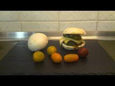 Champignon Burger - YouTube