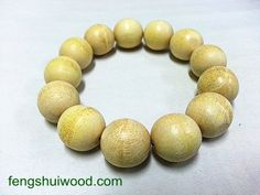 tongkat ali root beads bracelet