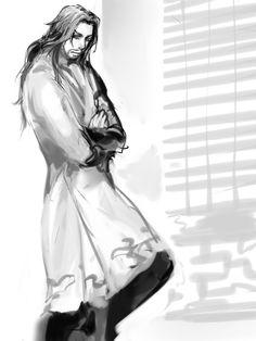 呂蒙さんと勝気な娘 [26], lü meng,  pixiv,dynasty warriors, shin sangoku musou