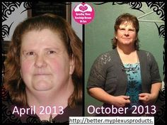 Plexus Slim before and after Sheri says ~ So here's my latest update..... From a size 5X to..... Do I dare say it..... This blouse says its a Medium!    http://plexusslim.com/randic