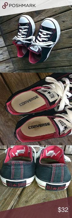Converse all+star Excellent used condition a few tiny spot's will clean before shipping Converse Shoes Athletic Shoes
