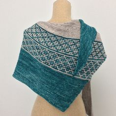 Easy beautiful color work using slipped stitches. Relaxing, enjoyable to knit. Soft and squishy to wear. Designer gives option to make smaller if desired. Extremely well written and charted if you ...