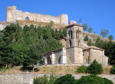 Aguilar de Campoó  Ermita de Santa Cecilia y Castillo