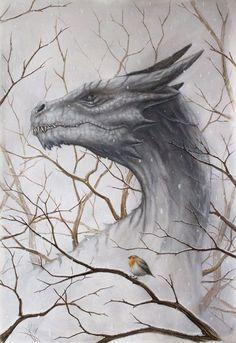 dragon tattoo ArtStation - Robin and Dragon, Lorenzo Acquadro Magical Creatures, Fantasy Creatures, Draco, Dessin Game Of Thrones, Dragon Heart, Dragon Eye, Dragon Sketch, Dragon Artwork, Dragon Drawings