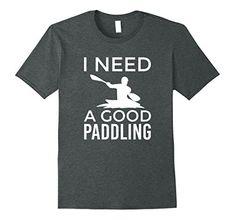 Kayak T-shirt Size Small Loyal Eat Canoeing Canoe Sleep In White