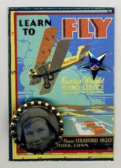 PAT7: Vintage Airplanes by Gr8tnurs - Cards and Paper Crafts at Splitcoaststampers