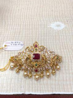 Jewelry Design Earrings, Gold Jewellery Design, Necklace Designs, Gold Temple Jewellery, Gold Jewelry, Gold Choker, Gold Necklace, Fashion Jewelry, Gold Pendant Necklace