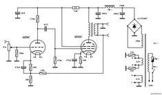 Ламповый усилитель - Просмотр темы • VIP Форум • Valve Amplifier, Audio Amplifier, Electronic Schematics, Electronic Engineering, Vacuum Tube, Circuit, Technology, Guitar, Projects