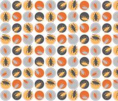 Polka Dot Beetles fabric by audreyclayton on Spoonflower - custom fabric