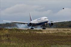 #Boeing #B777 - 200 ER (EI-UNR) #Transaero