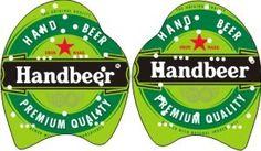 Handbeer Swimming paddles